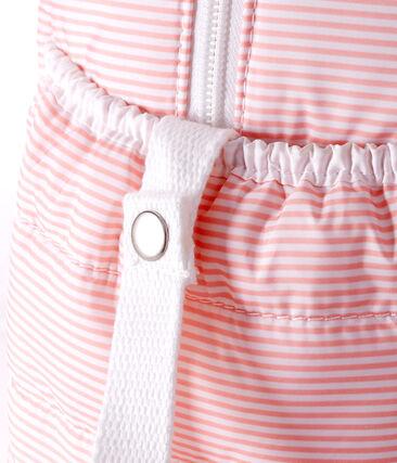 Sac à langer bébé fille rose Rosako / blanc Marshmallow