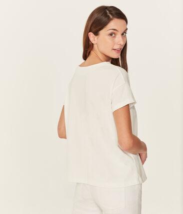 Dames-t-shirt met korte mouwen