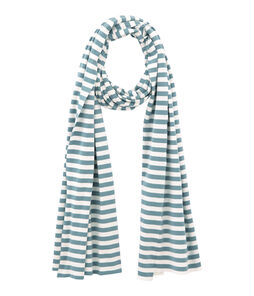 Sjaaltje met streepjes voor vrouwen