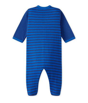 Gestreepte pyjama voor babyjongens
