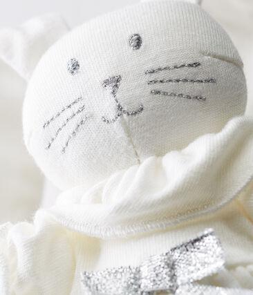 Stijlvolle konijnknuffel wit Marshmallow