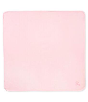 Uniseks babylaken roze Vienne