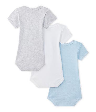 Set van 3 body's met korte mouwen voor babyjongens
