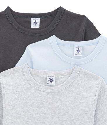 Set van 3 jongens T-shirts met korte mouwen