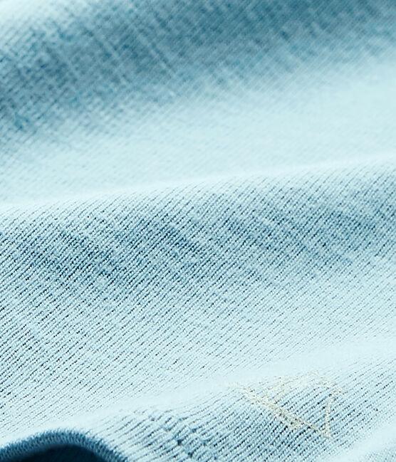 T-shirt voor babymeisjes blauw Mimi