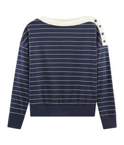 Sweatshirt met lange mouwen vrouwen