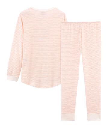 Pyjama voor kleine meisjes van katoen