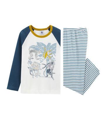 Pyjama voor kleine jongens van katoen