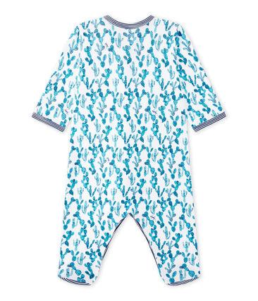 Pyjama met cactusdessin voor babyjongens