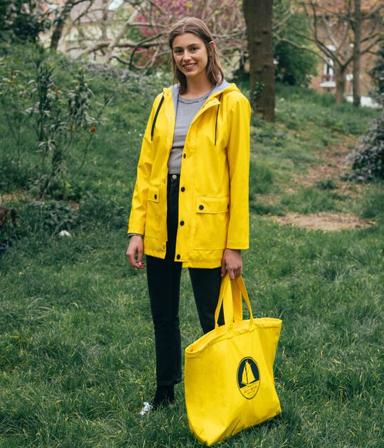 Iconische draagtas geel Jaune