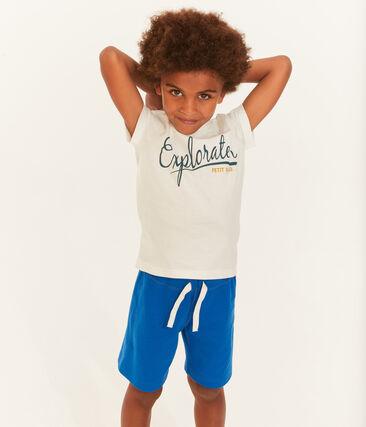 Bermuda enfant garçon