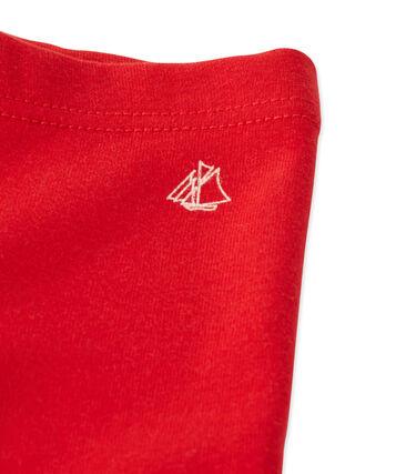 Legging voor babymeisjes rood Froufrou
