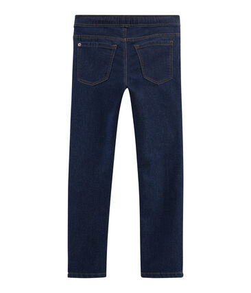 Denim jongensbroek blauw Denim Bleu Fonce
