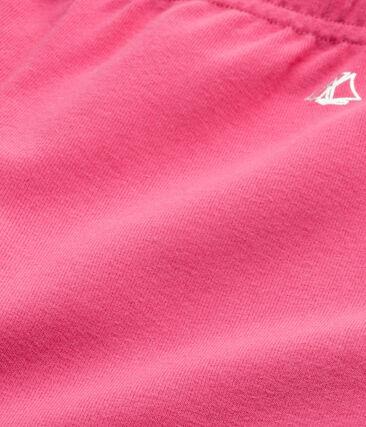 Meisjeslegging roze Peony