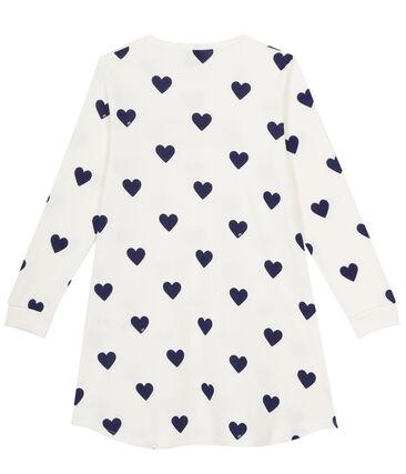 Nachthemd van gebreide stof voor meisjes