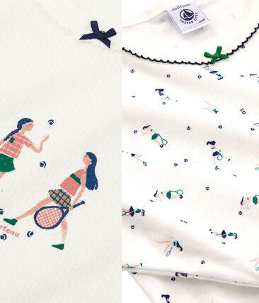 Lot de 2 pyjamas petite fille
