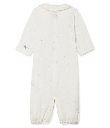 Combislaapzakje baby van tubic wit Marshmallow / wit Multico