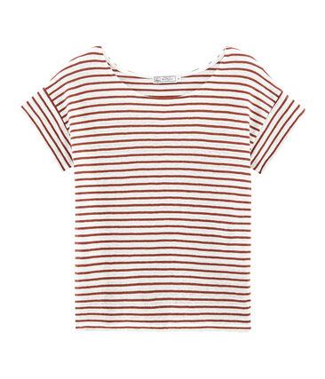 919b0187ff5 Tee-shirt manches courtes femme en lin. Offre Coups de Cœur Petit Bateau