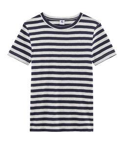 Iconisch T-shirt met korte mouwen vrouwen
