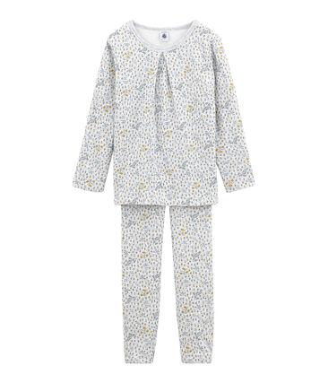 Pyjama petite fille en tubique