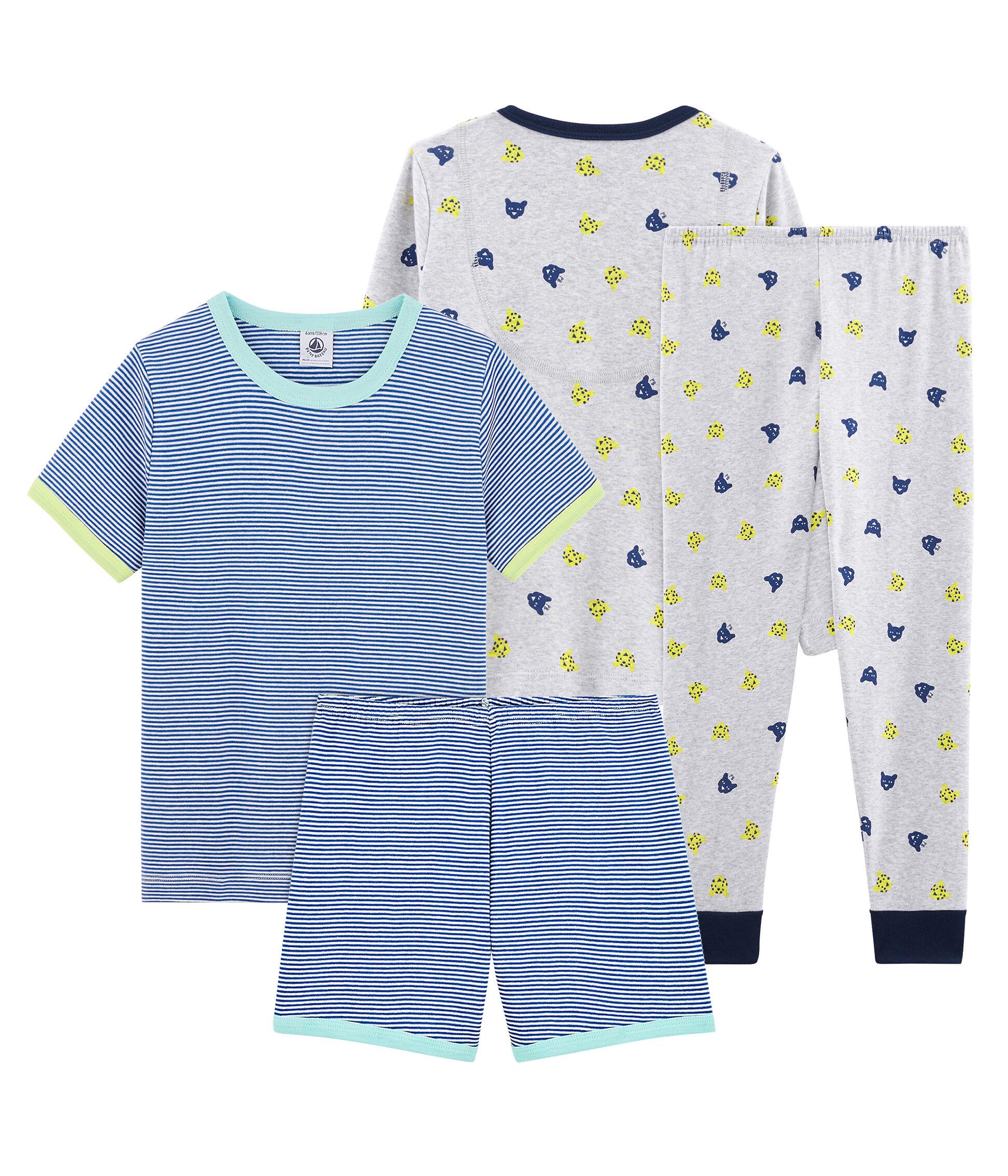 Lot de 2 Petit Bateau Pyjama B/éb/é gar/çon