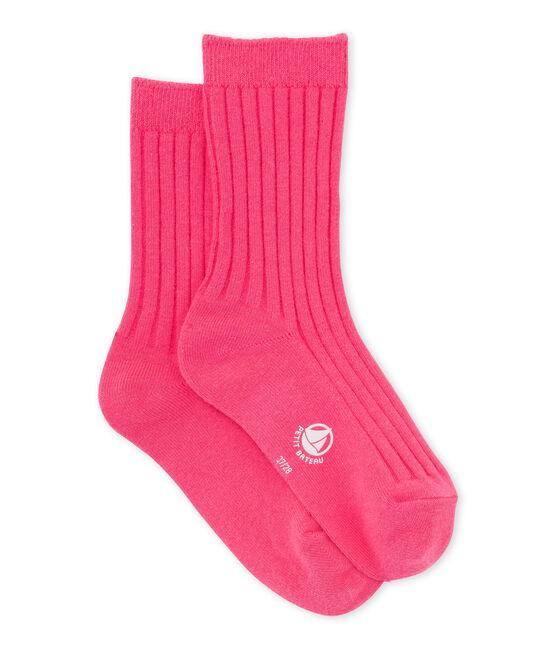Sokken roze Peony
