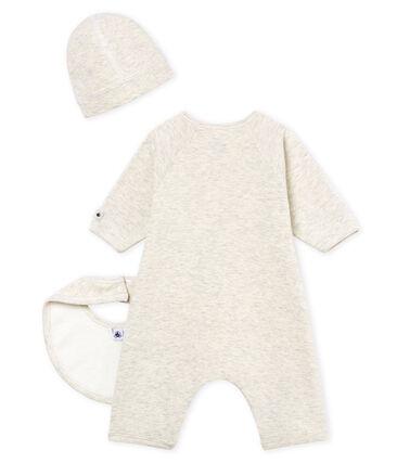 Coffret cadeau 3 pièces bébé mixte