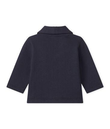Vest in molton voor babyjongens