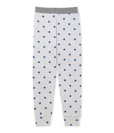 Jongenspyjamabroek met print