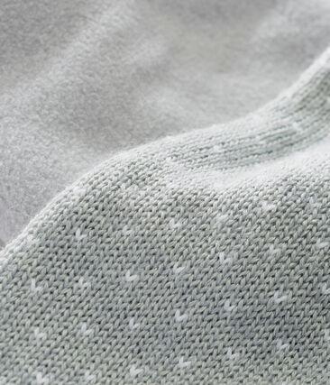 Uniseks jacquardgebreide sjaal