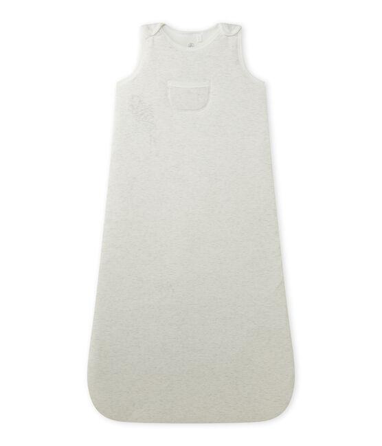 Gigoteuse bébé grande taille beige Montelimar / blanc Lait