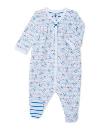 Pyjama in tubic met print voor babymeisjes