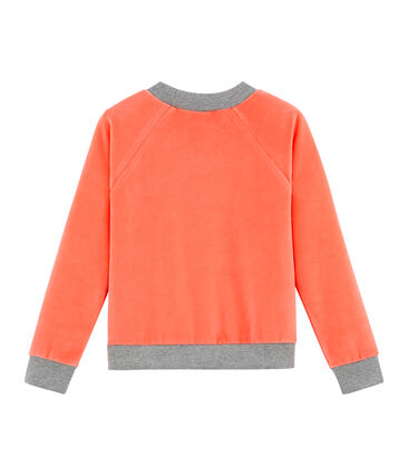 Sweat-shirt enfant fille