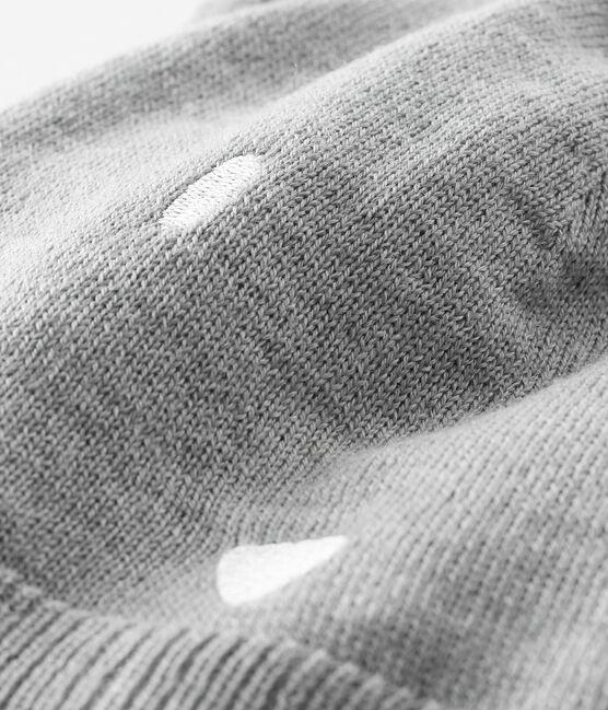 Babymuts grijs Subway