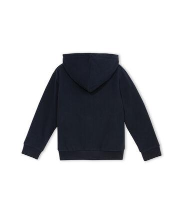 Sweat shirt zippé en polaire