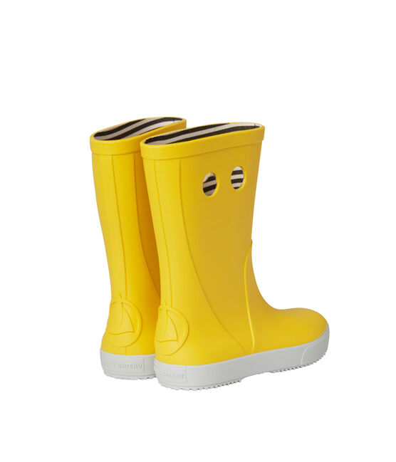 Regenlaarzen geel Jaune