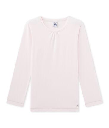 Tee-shirt de pyjama fille Mix & Match rose Vienne