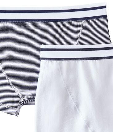 set van 2 boxershorts voor heren