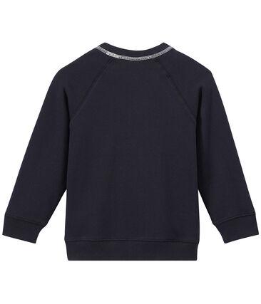 Jongenssweater in molton