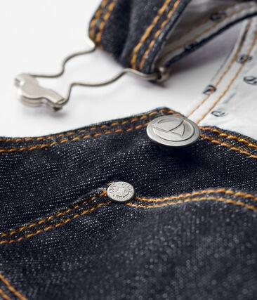 Salopette bébé garçon en jean