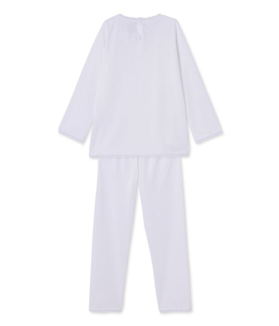 Pyjama fille à pois wit Ecume