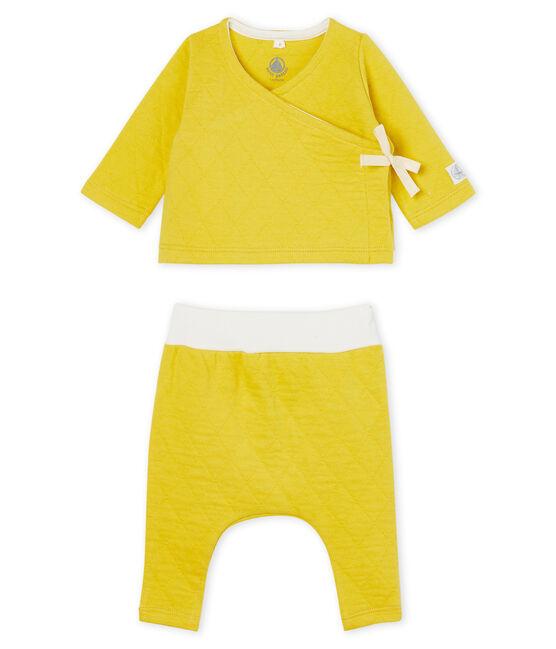 Set van 2 items voor baby's van gewatteerde tubic BLE