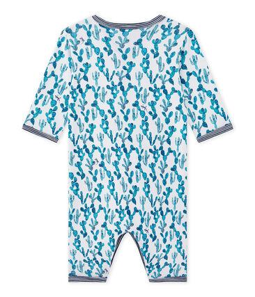 Pyjama zonder voetjes met cactusdessin voor babyjongens