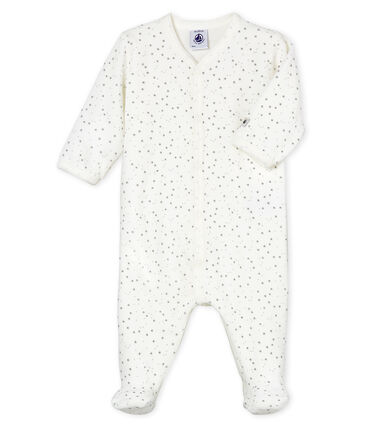 Dors bien bébé mixte en velours