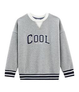 Sweatshirt jongens