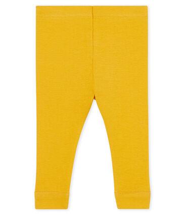 Legging babymeisje geel Boudor