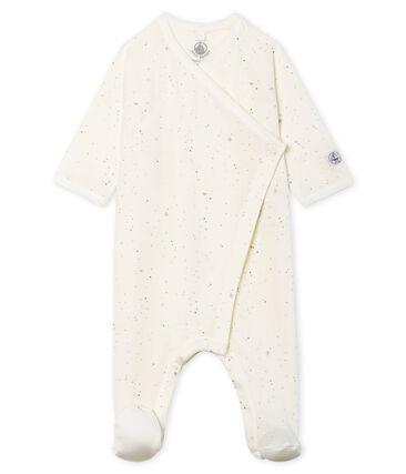 Babyslaappakje van tubic wit Marshmallow / wit Multico