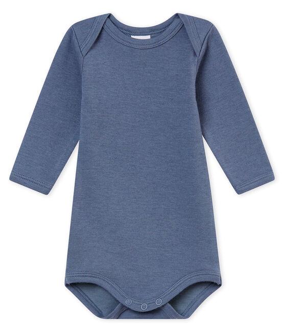 Body manches longues bleu Turquin
