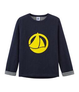 Jongens-T-shirt met lange mouwen