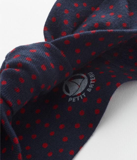 Bandeau cheveux fille à nœud bleu Smoking / rouge Terkuit